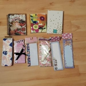 NEW stationary lot